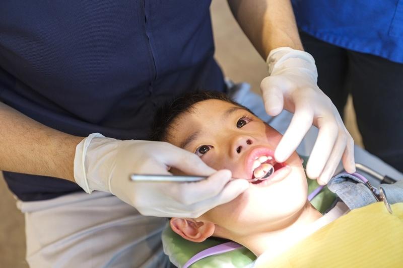 何歳から歯医者に通えばいいの?