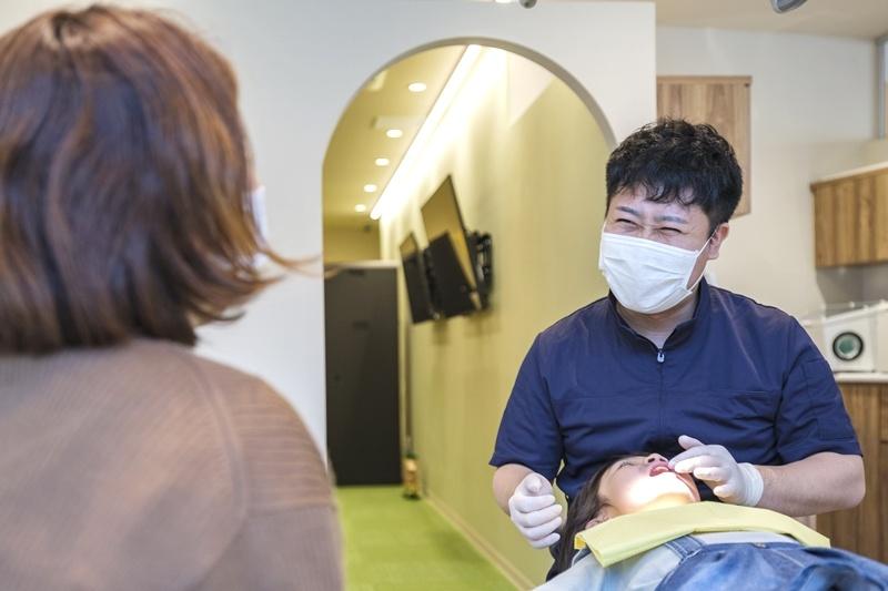 虫歯予防について